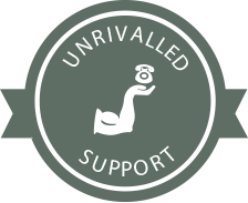 Unrivalled Support