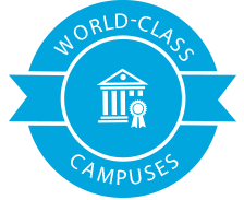 World-Class campuses